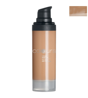 LR Colours krémový make-up Dark Sand - 30 ml