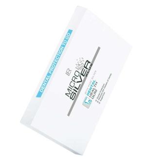 LR Microsilver Žvýkačky pro zdravé zuby a dásně 10 x 1,4 g