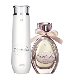 LR Lovingly by Bruce Willis EDP dámská parfémovaná série