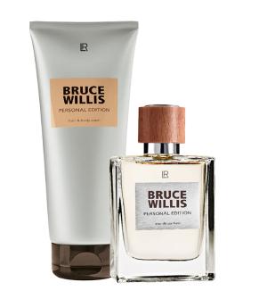 LR Bruce Willis Personal Edition, parfémovaná série