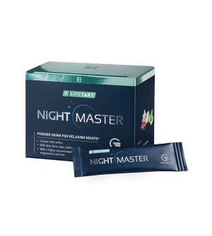 LR LIFETAKT Night Master pro zdravý spánek 30 x 3,7 g