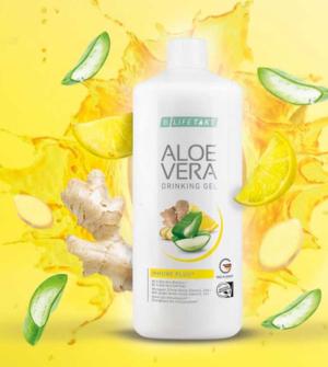 LR Lifetakt Aloe Vera Drinking Gel Immune Plus (zázvor) 1 000 ml